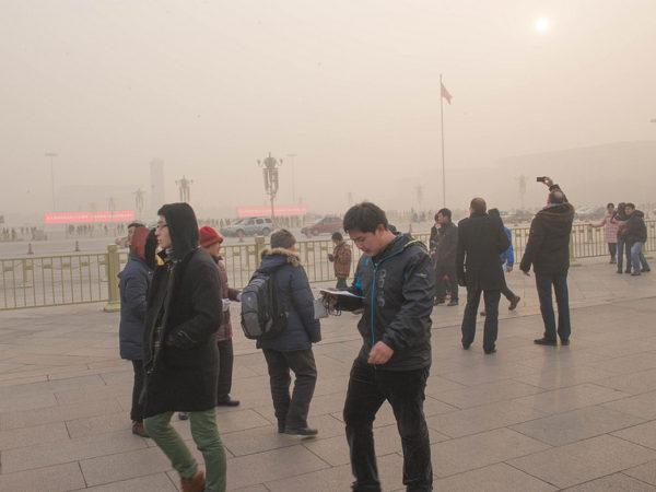 Outsourcing America's Pollution to China